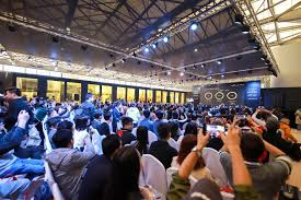 Consumer Electronics Show In Shanghai Shows Up Awesome Product Category Numbers