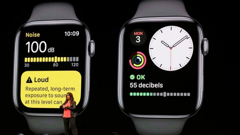 Updates To Apple Watch Includes Feature To Safeguard Your Hearing