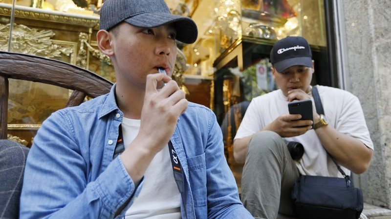San Francisco Bans Sale Of e-Cigarettes, Including Online Sales